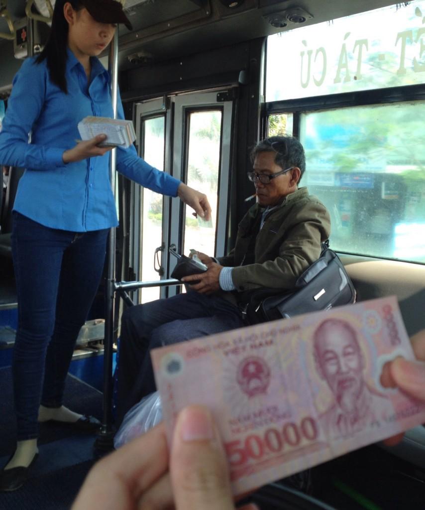 Bus Smoking