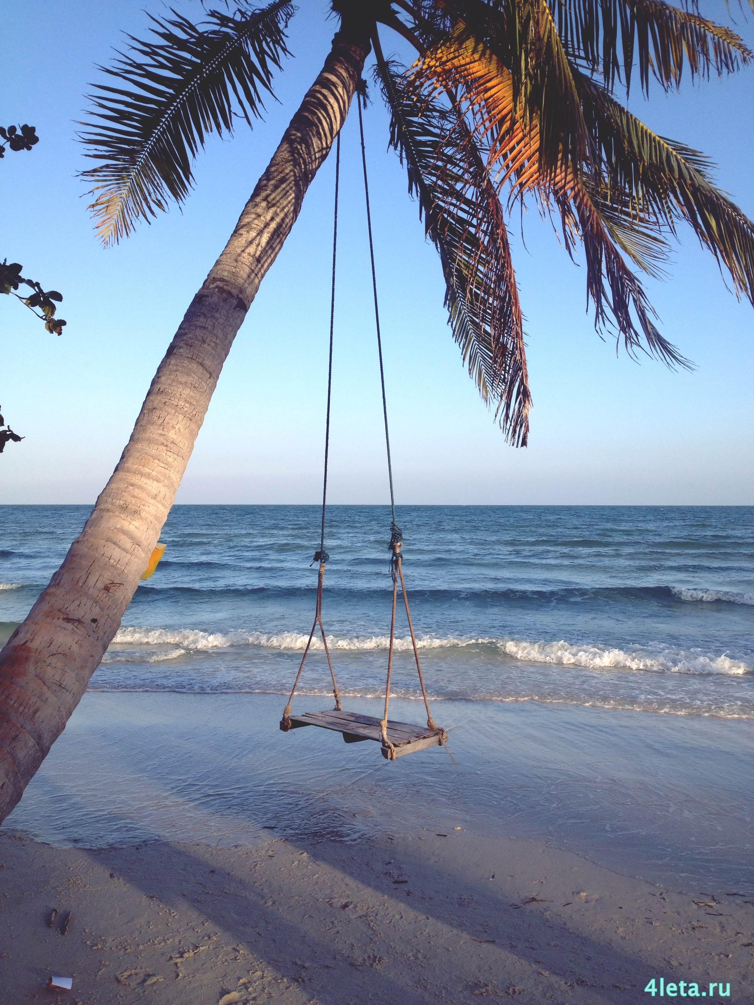 Пляж бай сао фото